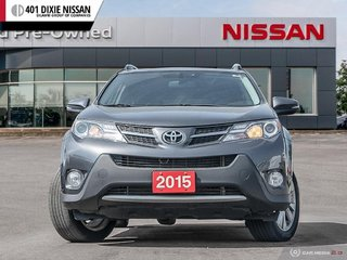 2015 Toyota RAV4 AWD Limited in Mississauga, Ontario - 2 - w320h240px