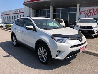 2018 Toyota RAV4 AWD Limited in Bolton, Ontario - 4 - w320h240px