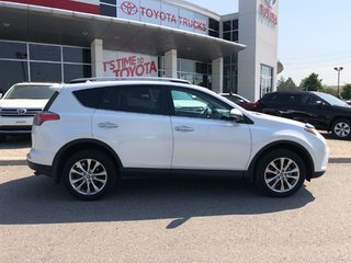 2018 Toyota RAV4 AWD Limited in Bolton, Ontario - 5 - w320h240px
