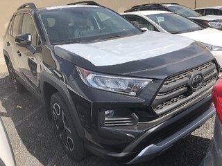 Toyota RAV4 AWD Trail 2019 à Verdun, Québec - 2 - w320h240px