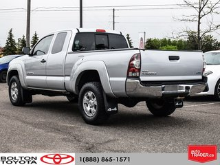 2011 Toyota Tacoma 4x4 Access Cab 5M in Bolton, Ontario - 4 - w320h240px