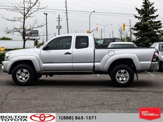 2011 Toyota Tacoma 4x4 Access Cab 5M in Bolton, Ontario - 3 - w320h240px