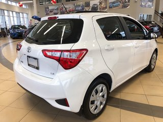 2019 Toyota Yaris Hatchback LE in Bolton, Ontario - 4 - w320h240px