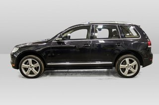 2010 Volkswagen Touareg TDI AWD Cuir Toit ouvrant