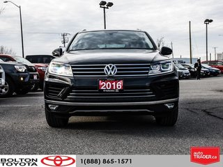 2016 Volkswagen Touareg Comfortline 3.6L 8sp at w/Tip 4M in Bolton, Ontario - 2 - w320h240px