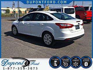 Ford Focus 4DR SDN SE- TRES BAS KILOMETRGE-MAIN LIBRE- A VOIR 2013