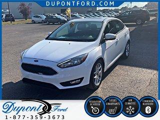 Ford Focus 4DR SDN SE-TOIT OUVRANT-SIEGES ET VOLANT CHAUFFANT 2015
