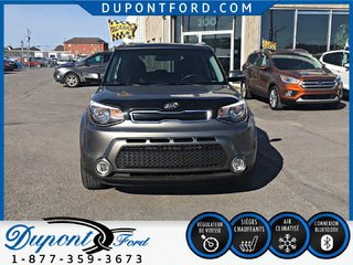 Kia Soul 5DR WGN AT EX AUTOMATIQUE - JAMAIS ACCIDENTÉ 2015