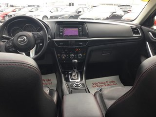 2015  Mazda6 GT at