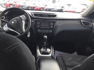 2015 Nissan Rogue S FWD CVT