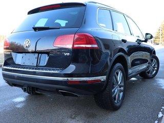 2017 Volkswagen Touareg Wolfsburg Edition   Keyless access with push butto