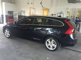 Volvo V60 T5 Premier+cuir+gps+toit 2016