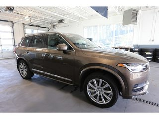 Volvo XC90 T6 INSCRIPTION POLESTAR 2016