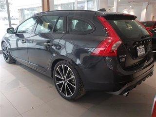 2018 Volvo V60 T6 DYNAMIC 4RM