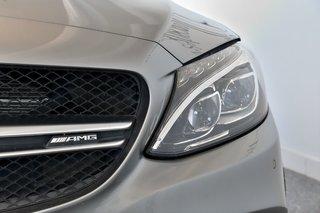 2016 Mercedes-Benz C-Class AMG C 63 S, Banc AMG + Head Up Display