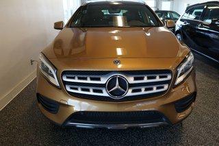 2018 Mercedes-Benz GLA GLA 250, GPS, TOIT PANO, SPORT PACKAGE