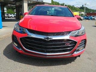 2019 Chevrolet CRUZE HATCHBACK LT AUTO (1SD) LT