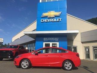 Chevrolet Cruze 4DR SDN LT 2016