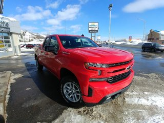 2019 Chevrolet K1500 SILVERADO DOUBLE CAB RST STD/BOX (1SP) RST