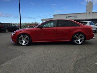 2012 Audi S4 Premium V6T AUTOMATIQUE
