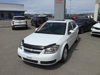 Chevrolet Cobalt LT w/1SB AUTOMATIQUE BAS KILO 2010