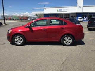 2013 Chevrolet Sonic LT AUTOMATIQUE