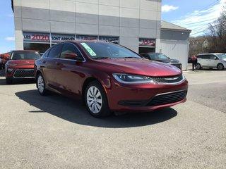 Chrysler 200 LX AUTOMATIQUE 2015