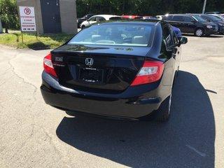 Honda Civic Sdn EX AUTOMATIQUE 2012