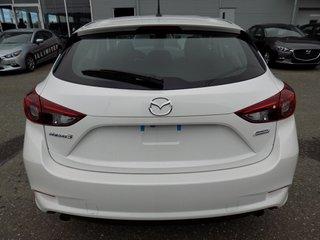 2018  Mazda3 Sport GX //NEUF// AIR CLIMATISÉ RÉGULATEUR DE VITESSE