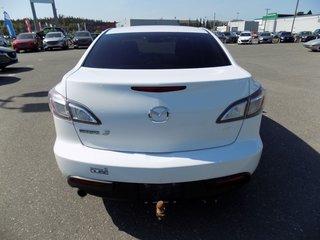 Mazda3 GS TOIT OUVRANT VITRES TEINTÉES 2011