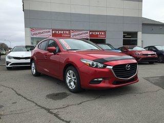 Mazda3 SPORT GX, MAGS,VITRES TEINTÉES 2017
