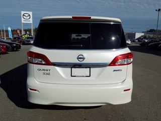 Nissan Quest S MINI-FOURGONETTE FAMILIALE 2012
