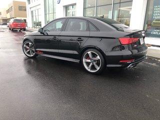 2016 Audi S3 2.0T Technik QUATTRO
