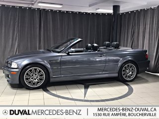 2003 BMW M3 CONVERTIBLE MANUELLE EXTRA CLEAN