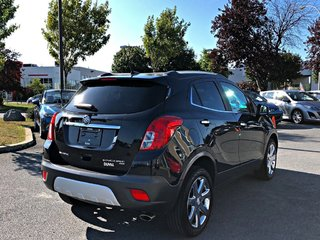 Buick Encore Leather + AWD + NAVIGATION 2014