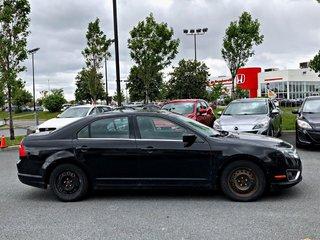 2011 Ford Fusion SEL 2.5L + SIÈGES ÉLECTRIQUES + BLUETOOTH