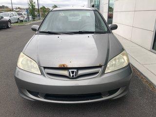 2004 Honda Civic Sdn LX