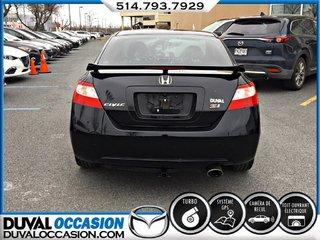 Honda Civic Si + NAVIGATION + TOIT OUVRANT + CAMERA DE RECUL 2008