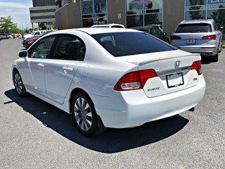 2009 Honda Civic EX-L + TOIT OUVRANT + SIÈGE EN CUIR