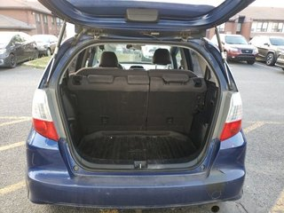 Honda Fit LX *AIR CLIMATISÉ, CRUISE CONTROL* 2009