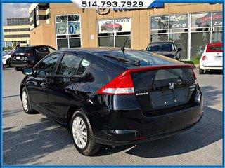 2010 Honda Insight LX + CLIMATISATION + GROUPE ELECTRIQUE