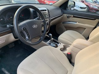 2012 Hyundai Santa Fe GL 4X4 BLUETOOTH
