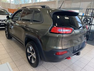 Jeep Cherokee Trailhawk 4x4 *TOIT OUVRANT, BLUETOOTH, CUIR* 2015