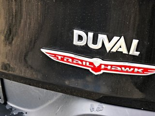 2016 Jeep Cherokee Trailhawk + AWD + CUIR + SIÈGES CHAUFFANTS