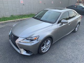 2015 Lexus IS 250 AWD (4X4) CUIR BLUETOOTH TOIT OUVRANT