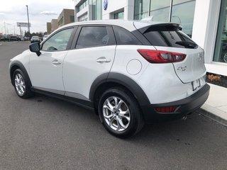 Mazda CX-3 GS AWD, GPS NAV, CAMERA DE RECUL 2016