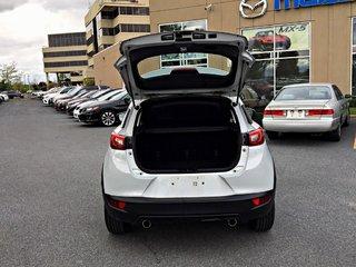 2017 Mazda CX-3 GS LUXE + AWD + TOIT OUVRANT + SIÈGES CHAUFFANTS