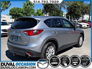 Mazda CX-5 GS + TOIT OUVRANT + SIÈGES CHAUFFANTS 2015