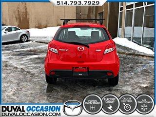 Mazda Mazda2 GX + CLIMATISATION + RÉGULATEUR DE VITESSE 2011