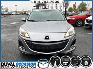 2010 Mazda Mazda3 Sport GT + CUIR + SIÈGES CHAUFFANTS + TOIT OUVRANT